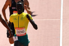 Australia's inspiring new athletics star