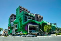 Lady Cilento Hospital too confusing, apparently