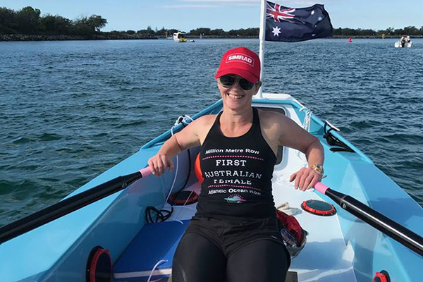 'It plagued me for two whole years': Aussie takes on extraordinary challenge