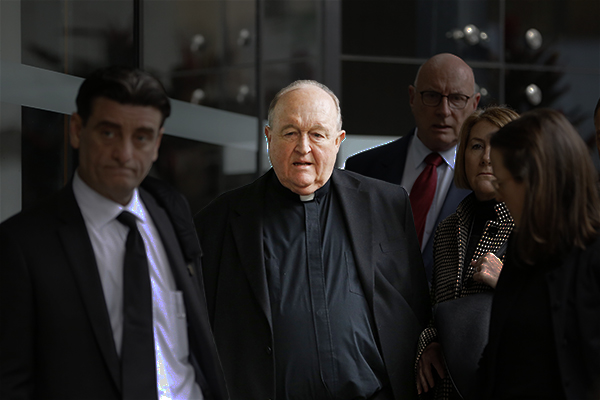 Former Catholic Archbishop Philip Wilson has conviction overturned