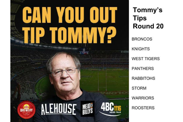 Tommy's Tips Round 20