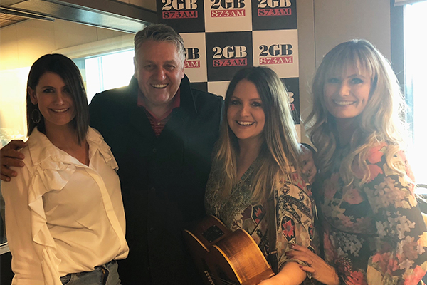 Article image for The McClymonts perform sensational cover of a Fleetwood Mac classic
