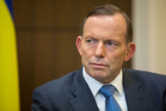 Tony Abbott: Latest Newspoll result 'isn't great'