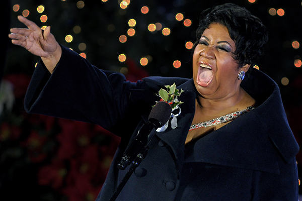 Article image for Queen of Soul Aretha Franklin dies, aged 76