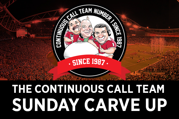 The Sunday Carve Up – August 12th, 2018