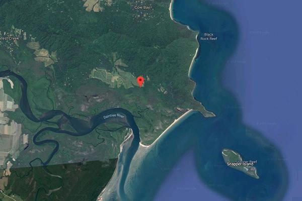 Suspected asylum seekers on the run in north Queensland