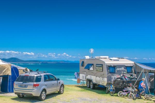 Camping and caravanning worth billions