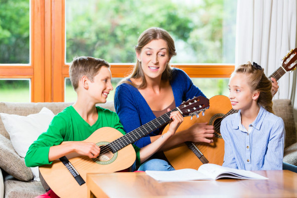 The answer to getting kids to practice music