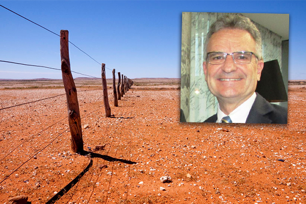 Alan slams 'mug' CEO who says reaction to drought is 'out of proportion'