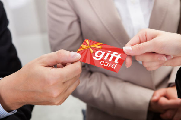 Calls for national rules governing gift cards