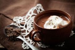This listener has a very unique hot chocolate recipe…