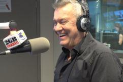 Jimmy Barnes pays tribute to guitar god Eddie Van Halen