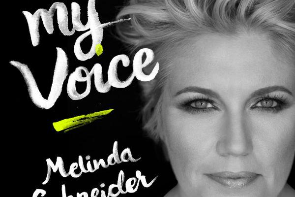 Melinda Schneider shatters the silence