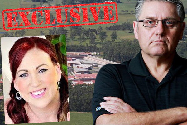 Article image for EXCLUSIVE | Charges laid against prison guard who sparked jail sex scandal