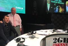 WATCH | The Alan Jones Bledisloe Cup Breakfast