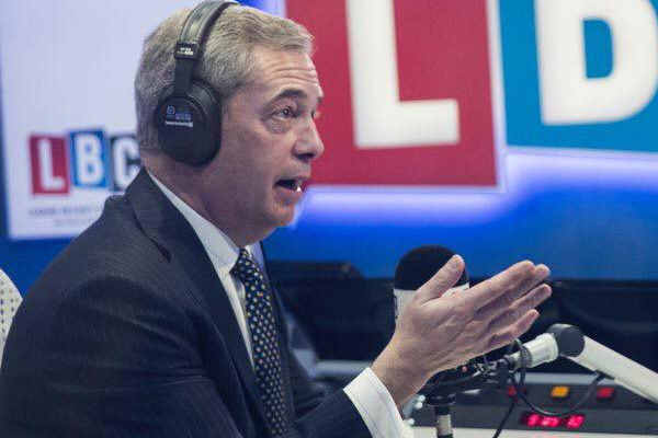 Article image for 'It's always controversial when you talk common sense': Nigel Farage heading to Australia