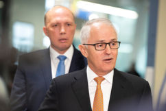 Turnbull remains PM, Dutton resigns after dramatic leadership face off