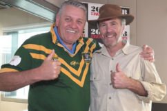 Russell Coight's hilarious admission after learning of Ray Hadley's 'condition'