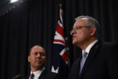 Scott Morrison is the compromise Prime Minister