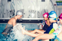 All state school kids to get swimming lessons