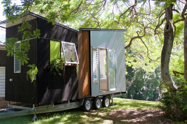 Portable homes but don't call them caravans