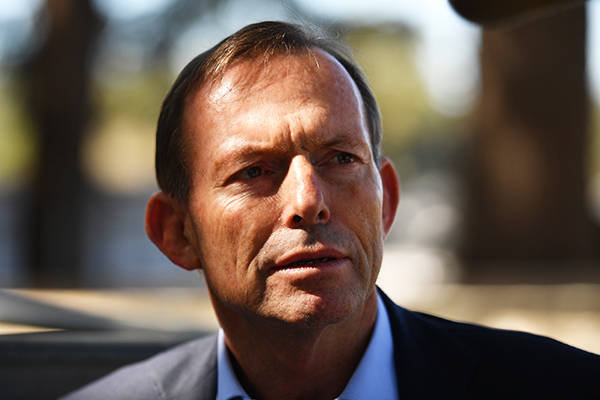 Article image for 'This is seriously bad policy': Tony Abbott savages his own government