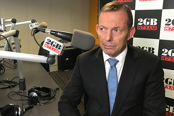 Tony Abbott accused of lobbying against Australian interests amid 'unhinged attacks'