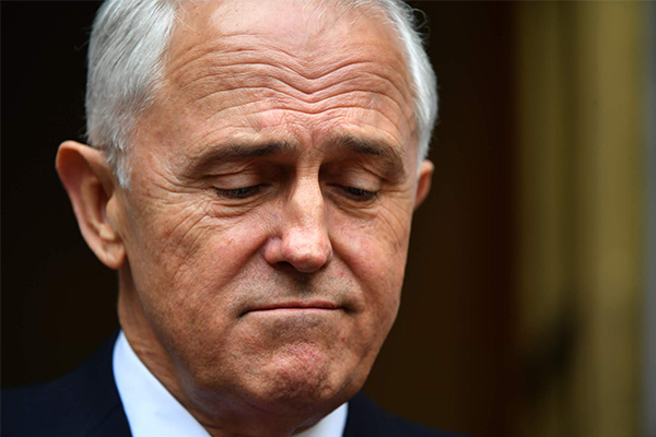 Article image for Prime Minister won't contest leadership if spill motion is carried