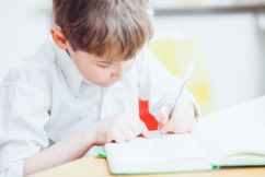 Writing skills on the decline – are parents to blame?