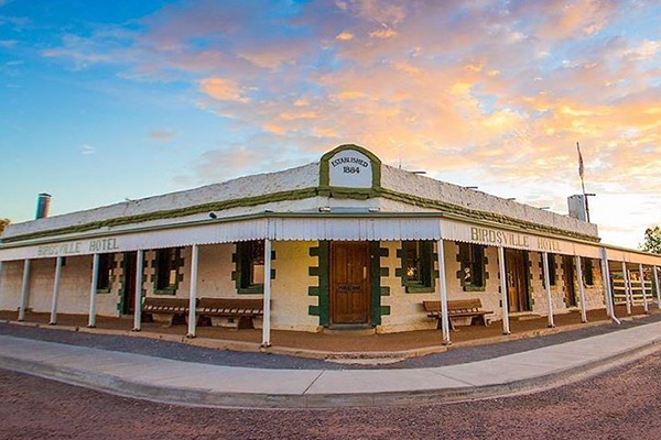 Iconic Birdsville Hotel hits the market