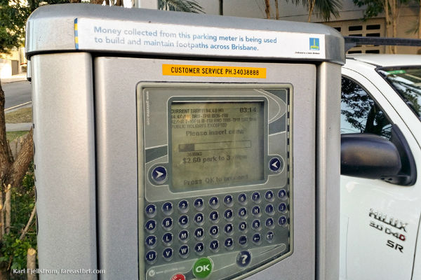 BCC refunds more than 13,000 parking fines