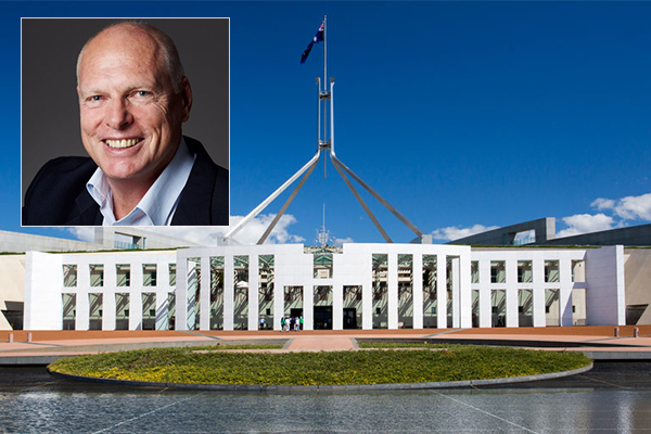 Article image for Jim Molan labels government's 'okay to be white' excuse as 'weak'