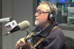 Country music legend John Williamson's plans for 2021