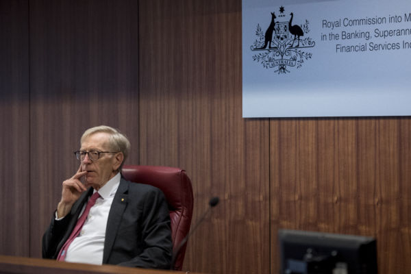 'Do it properly, do it once': Senator suggests extending royal commission to get sector 'honest'