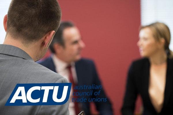 Article image for Unions slammed over 'utter hypocrisy' on gender pay gap