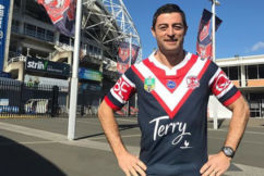 'It's a tough one, but Ihope he gets off': Roosters great says Slater should play