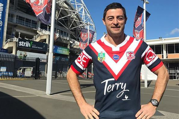 'It's a tough one, but I hope he gets off': Roosters great says Slater should play