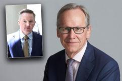 Geoff Wilson slams Labor for 'dirty, underhanded tactics'