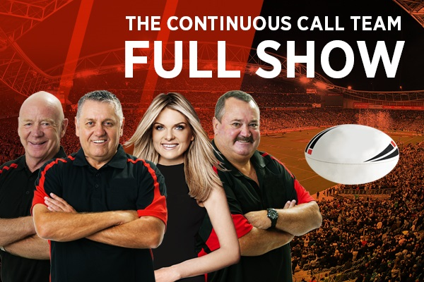 Continuous Call Team: Full Show 1st September 2018