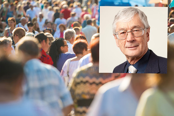 Article image for Dick Smith on population: 'Rubbish! I'm pro-immigration!'