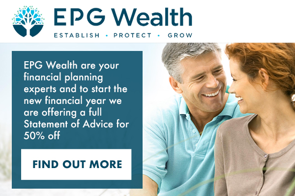 Mark Welch with EPG Wealth