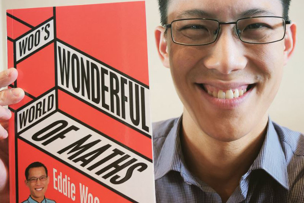 Article image for Australia's favourite maths teacher Eddy Woo on his Wonderful World of Maths