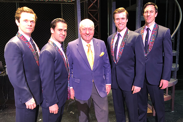 Jersey Boys delight audiences for a return season