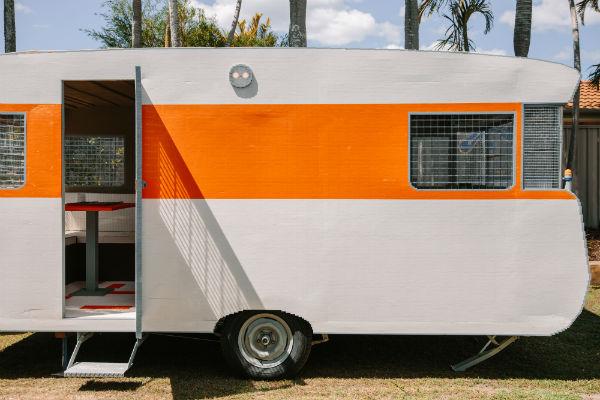 Lego caravan sets new world record