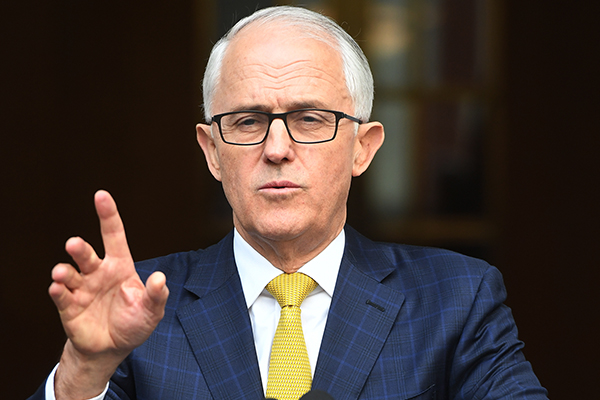 Turnbull has history of 'harassing journalists at the ABC': Explosive allegations leveled against former PM