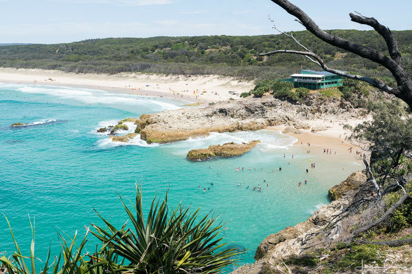 Time running out for North Stradbroke Island