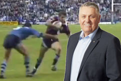 'Try, try, try!': Hear one of Ray Hadley's favourite broadcasting moments