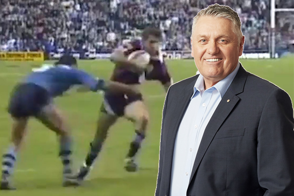 Article image for 'Try, try, try!': Hear one of Ray Hadley's favourite broadcasting moments