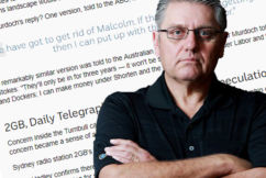 'It's too bizarre for words': Ray Hadley rubbishes Rupert Murdoch conspiracy