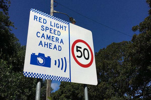 Red light speed cameras focus on Qld blackspots